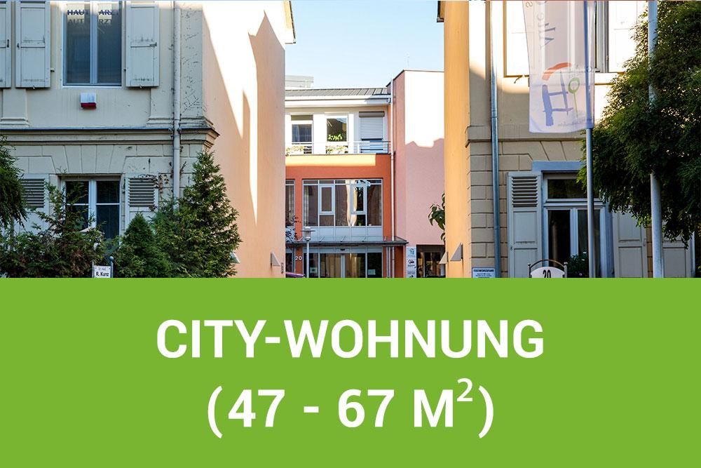 Portfolio City-Wohnung Alte Glaserei