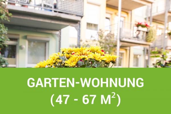 Portfolio Gartenwohnung
