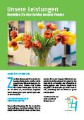 Alte Glaserei - Unsere Leistsungen PDF